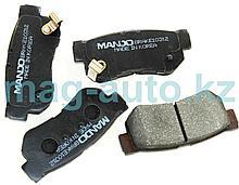 Тормозные колодки задние дисковые    Getz (2002-2010)