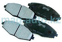 Тормозные колодки передние     Matiz (1998-2015)