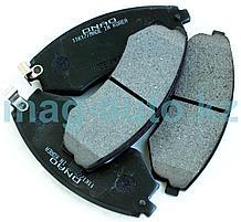 Тормозные колодки передние     Musso (1993-2004)
