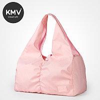 Спортивная сумка KMV Vogue Life розовая