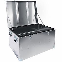 Ящик алюминиевый Олимп 750х550х400