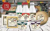 Бу пилотная линия по производству молочной продукции 120 л/ч