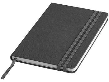Цветной блокнот Denim А5, серый