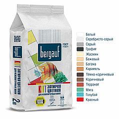 KITT ЦВЕТНАЯ, Цветная затирка для межплиточных швов, 2 кг, Bergauf
