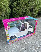 Барби Defa Lucy на машине