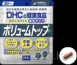 Комплекс от выпадения волос. Обьем и густота. DHC на 30 дней DHC Volume Top