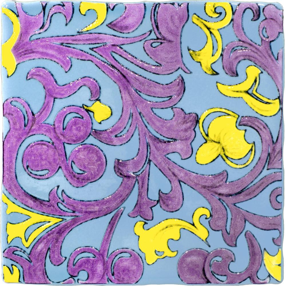 Декор Bonny Majolica Mix BLC 200x200 D9 /11