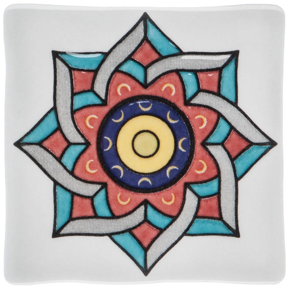 Декор Bonny Rosette 1 GR 108x108 D7