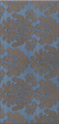 Декор Charlotte Pattern BL 250x500 D21/LG