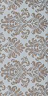 Декор Charlotte Pattern BLC 250x500 D21/G