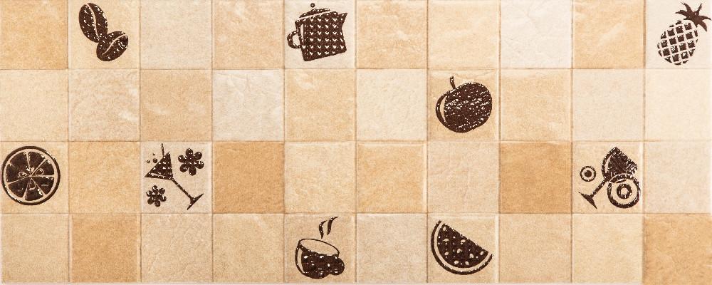 Декор Endi Kitchen YL 200x500 D17/LG