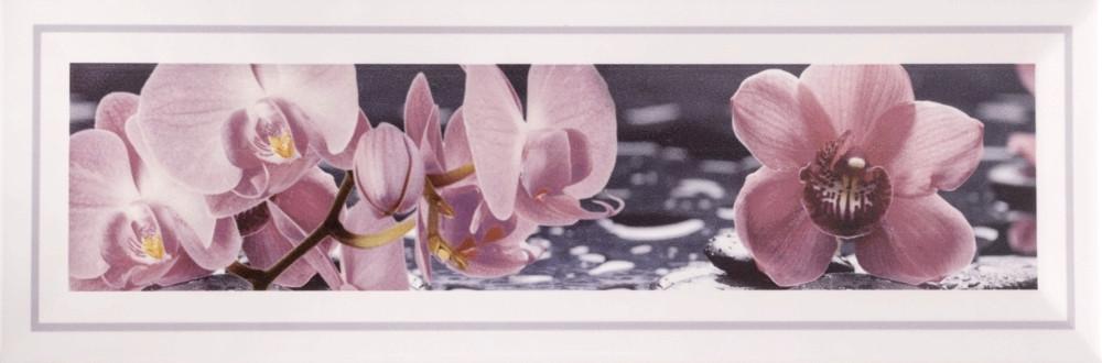 Декор Florian 1 Orchid 100x300 D10 /14