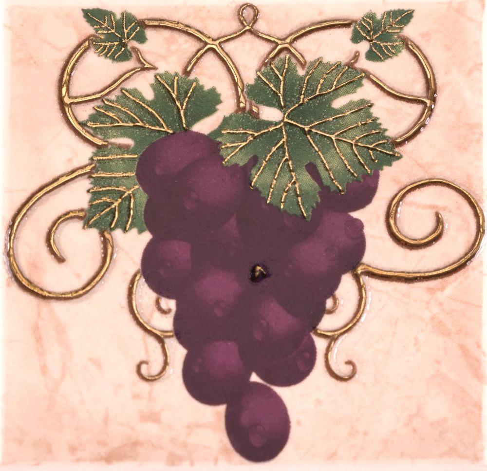 Декор Imola Grape 100x100 D7/G