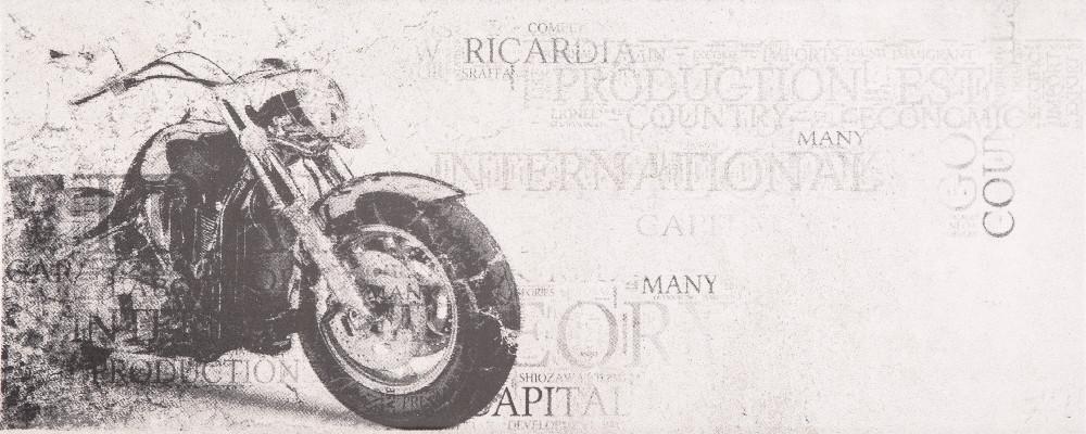 Декор Marble Bike 2 GRC 200x500 D17