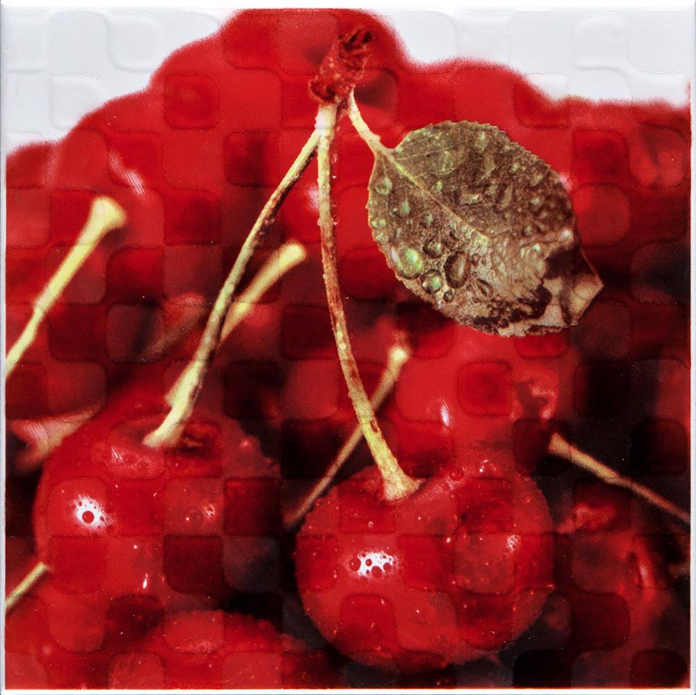 Декор Orly Cherry W 200x200 D9