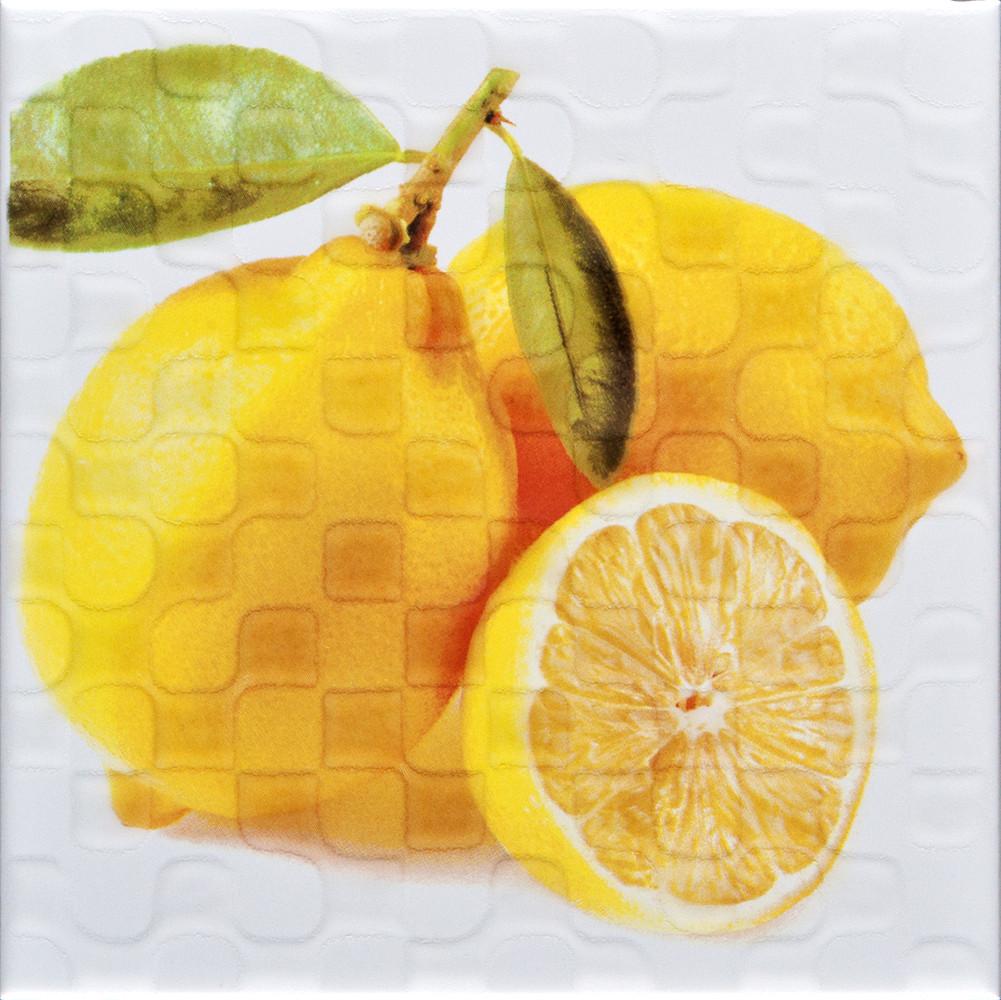 Декор Orly Lemon W 200x200 D9 /11