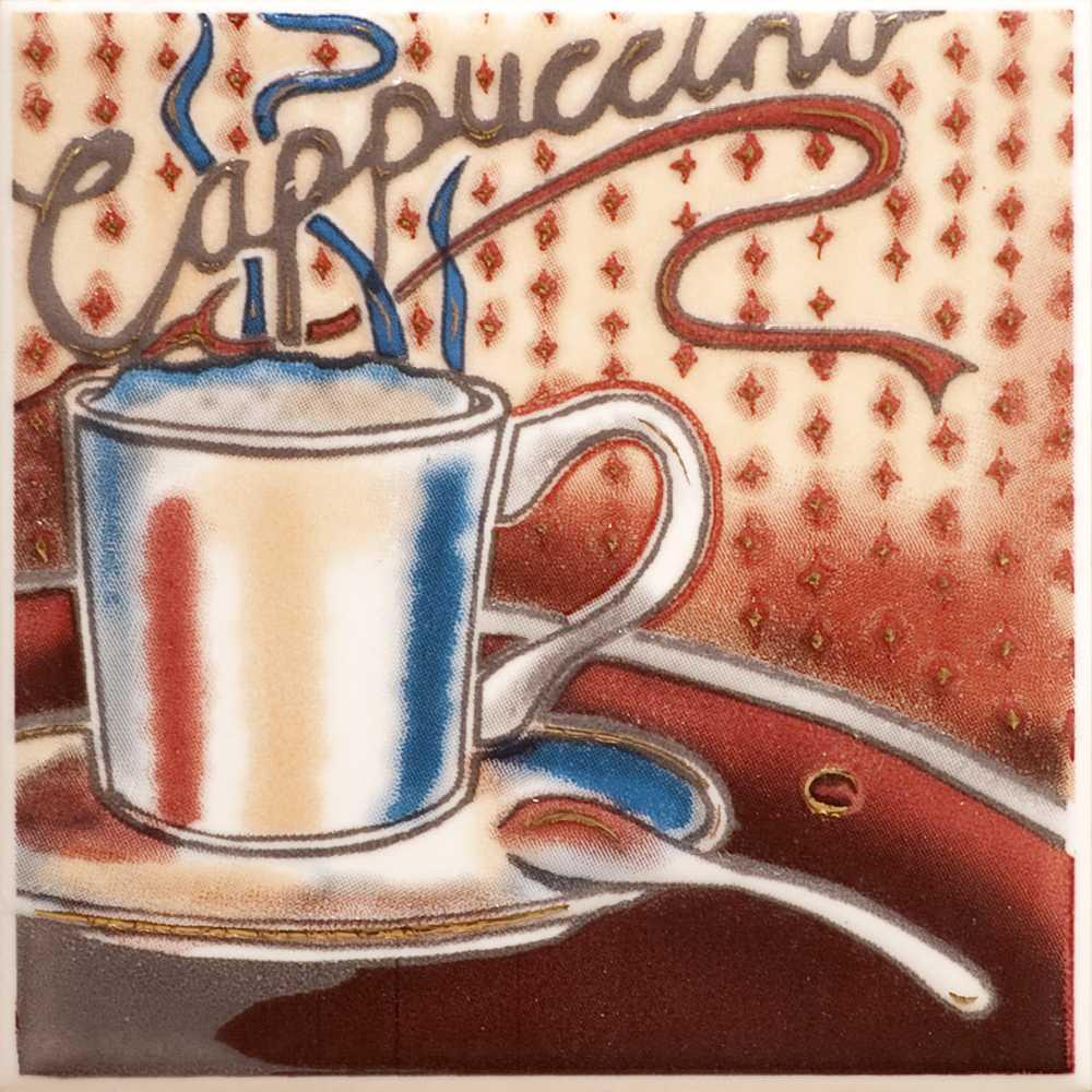 Декор Parma Cappuccino W (100x100) D7/G