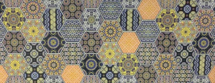 Декор Pattern YL 200x500 D17