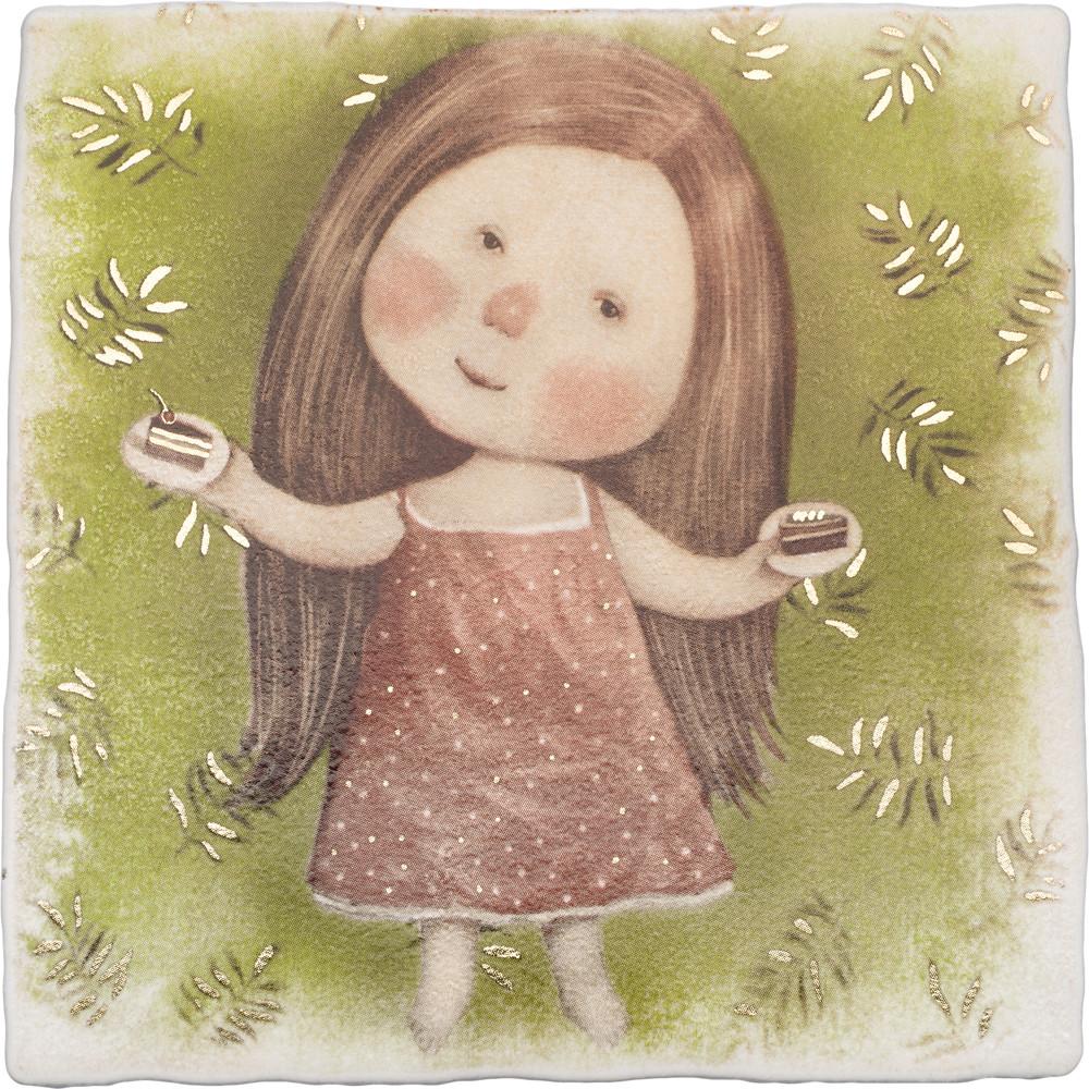 Декор Ruth 4 Baby 200x200 D9/G