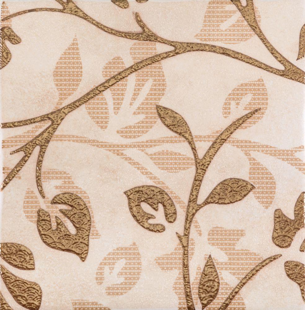Декор Ruth Branch 4 B 200x200 D9