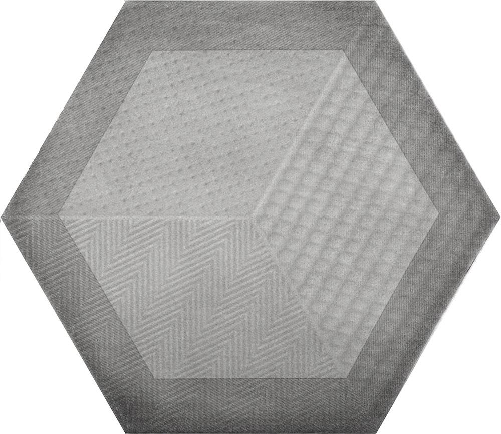 Плитка для пола глазурованная Paris Mix 346x400