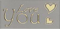 Декор Sandra Love 3 GRT 76x152 D22/G