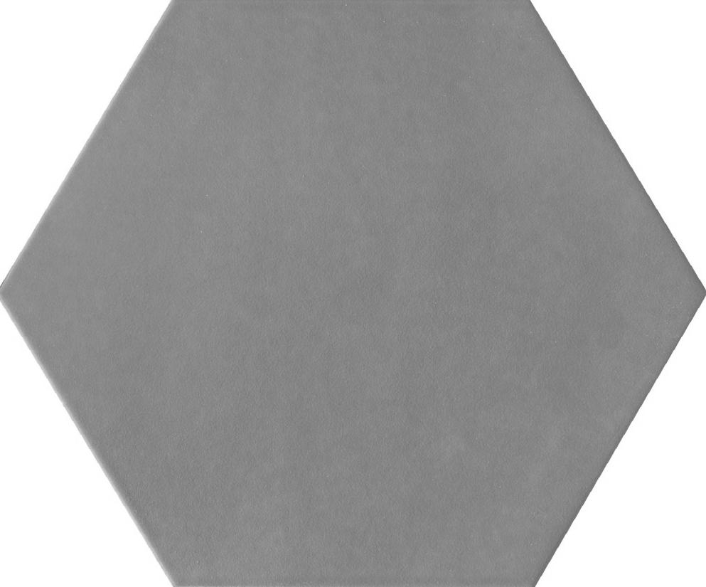 Плитка для пола глазурованная R Hexagon Base GR 346x400