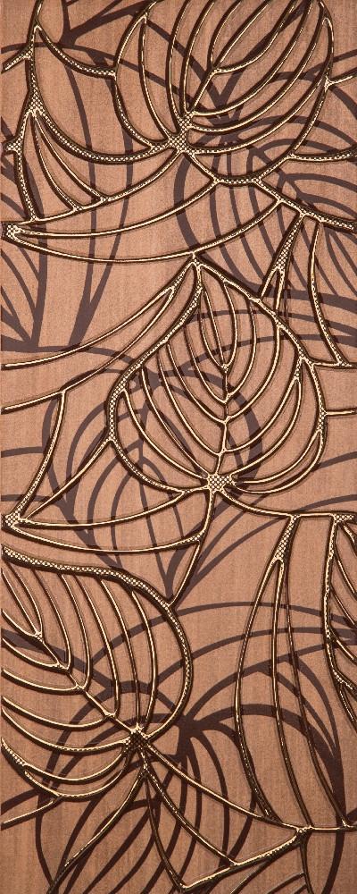 Декор Tisa Leaf B 200x500 D17/G
