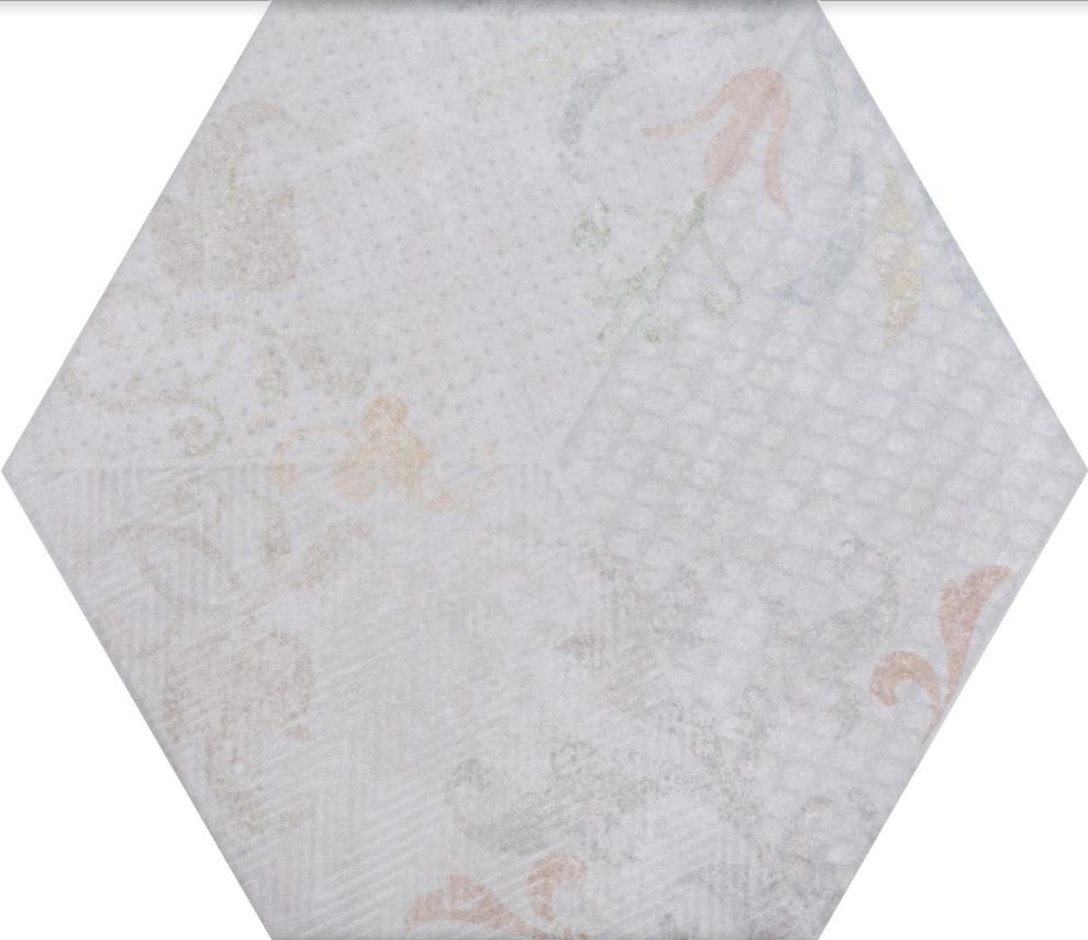 Плитка для пола глазурованная R Poti Mix 346x400