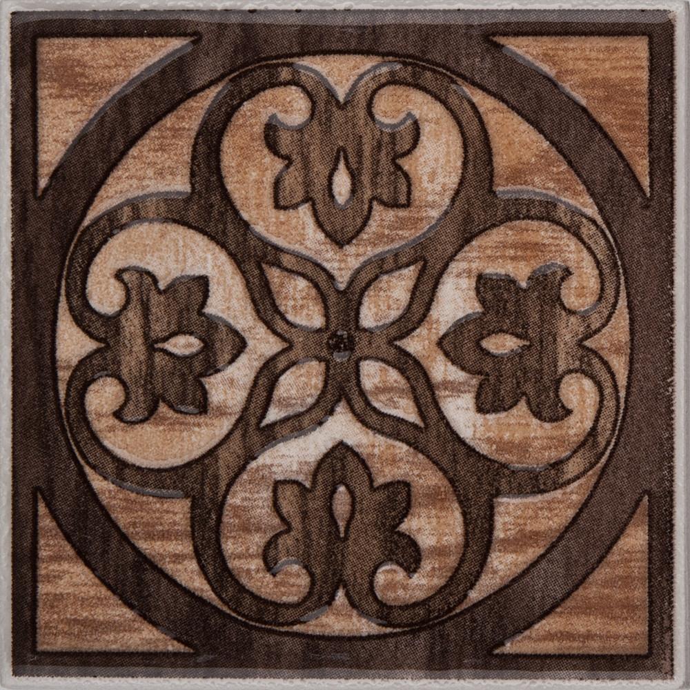 Декор пол Crema 1 (100x100) D14 /51