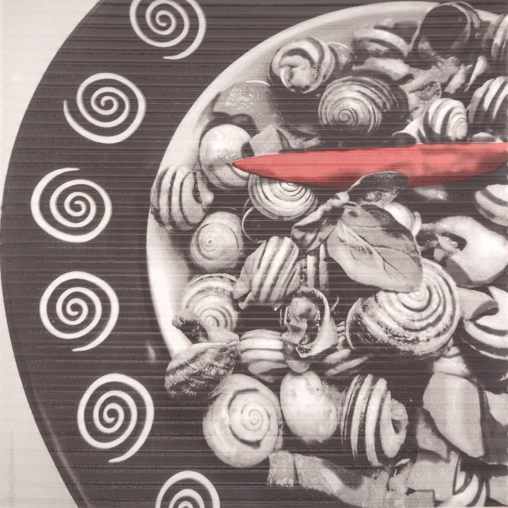 Декор пол Spain Caracoles (600x600) D11