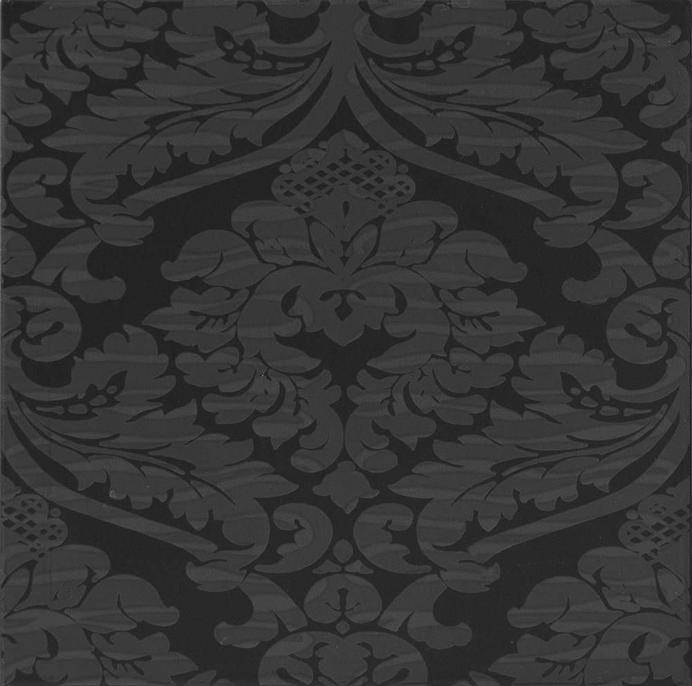 Плитка для пола глазурованная Rona BK 300x300 /18