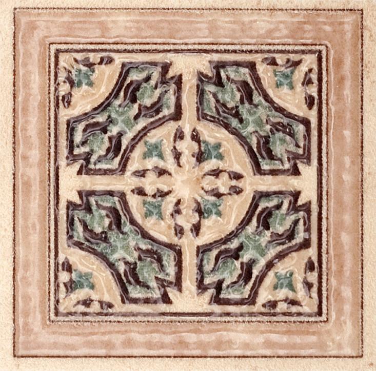 Декор пол Verona GN 70x70 D10