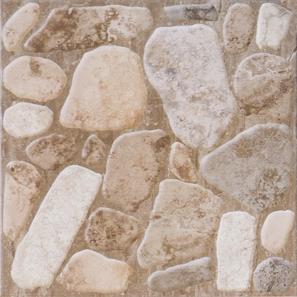 Плитка для пола глазурованная Villa B 400x400 /9