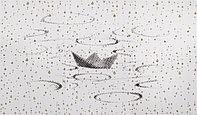 Декор-панно Rain Puddle 885x595 D6/G