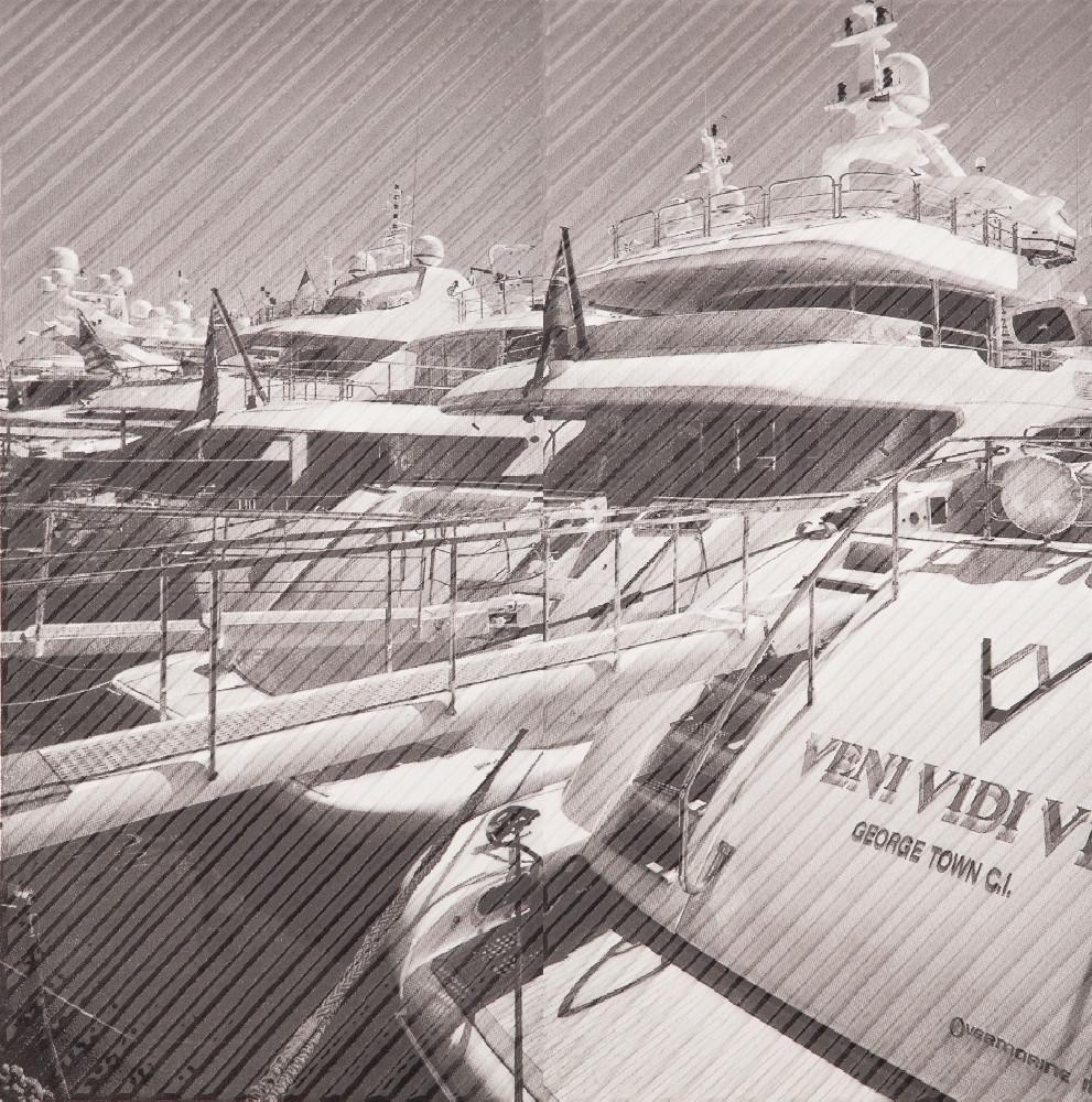 Декор-панно Spain Yachts (590x595) D6