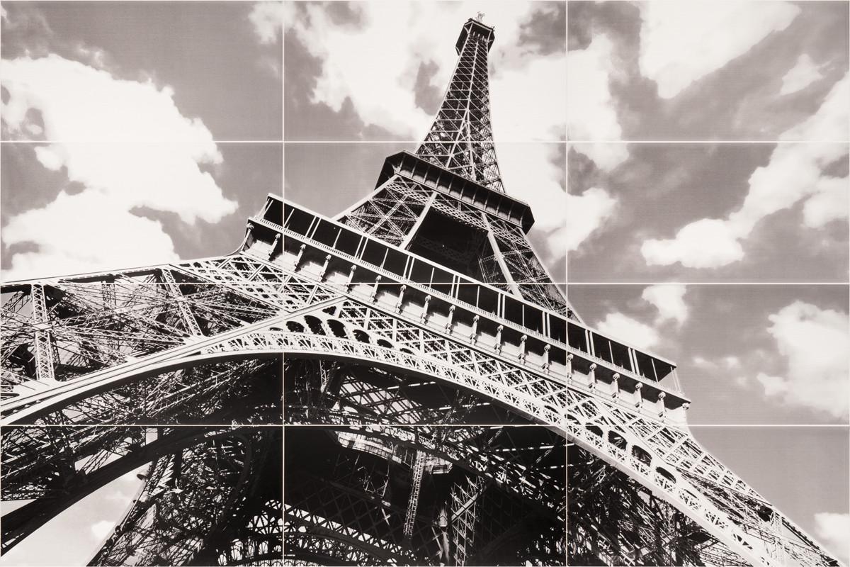 Декор-панно Tower Mini 1785x1180 D6