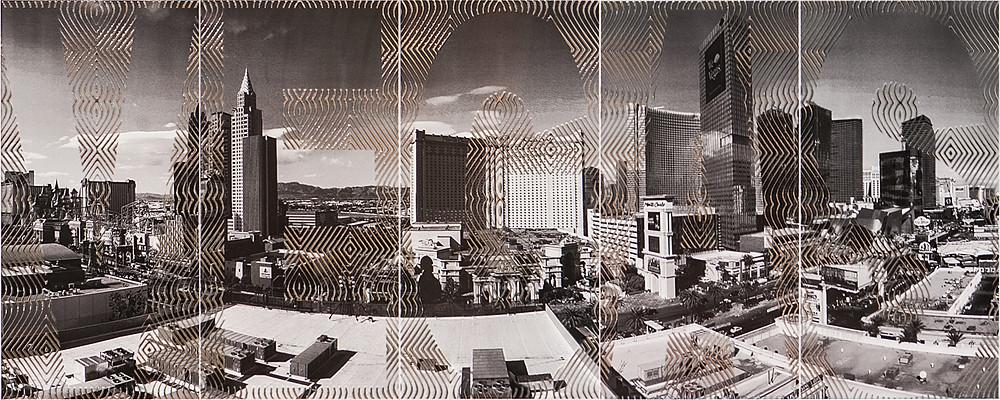 Декор-панно Vegas 1475x595 D6/Pt