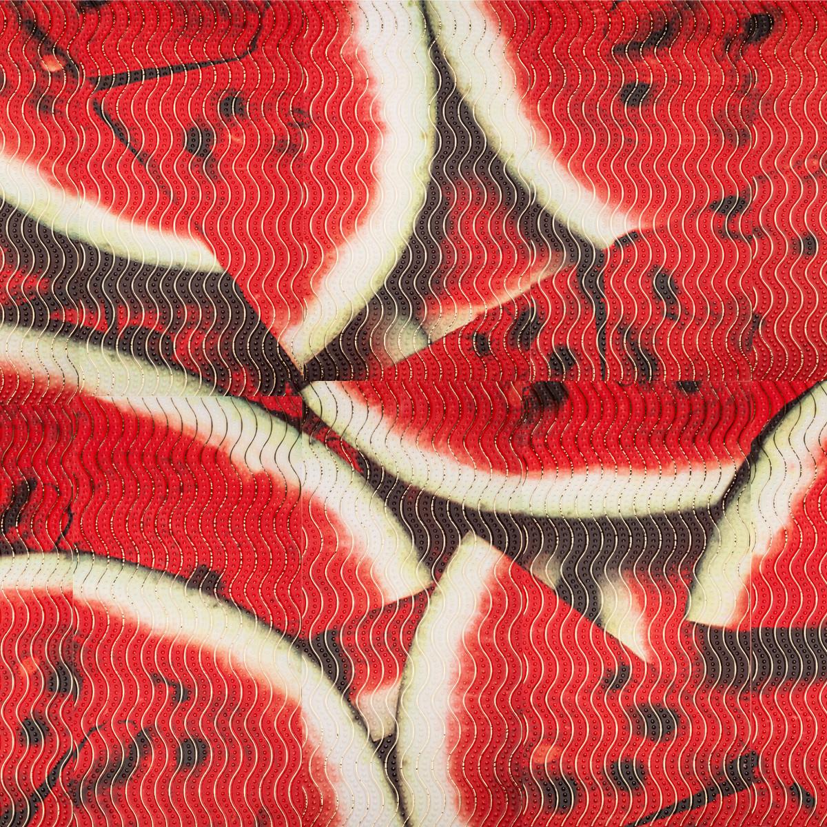Декор-панно Watermelon 1200x1200 D16