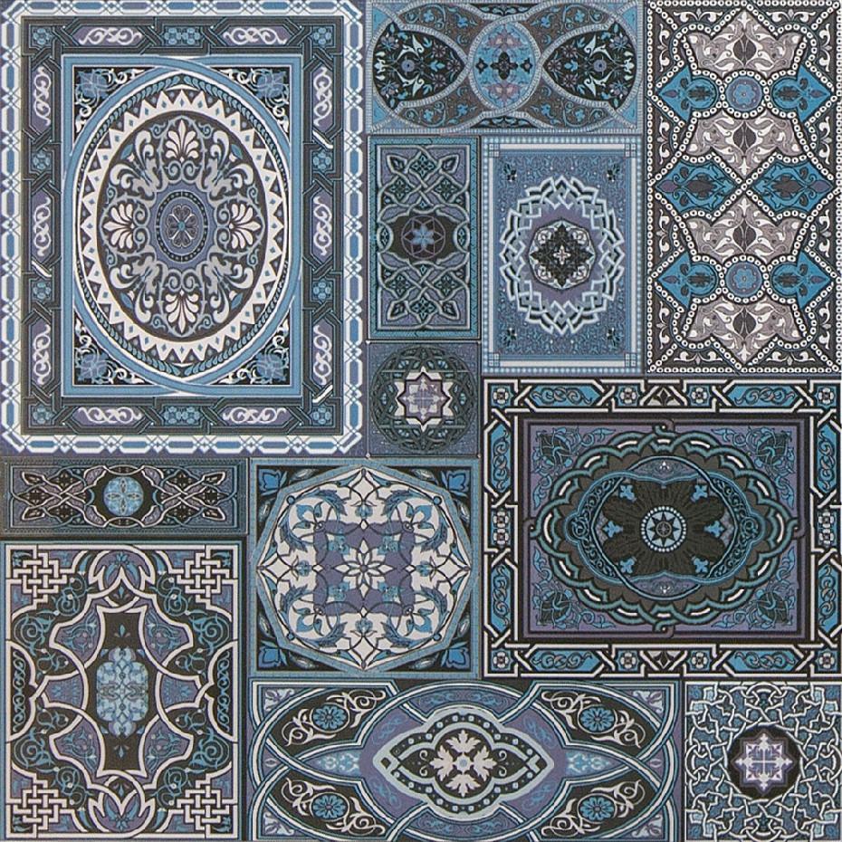Плитка для пола глазурованная Aladdin BL 400x400 /9