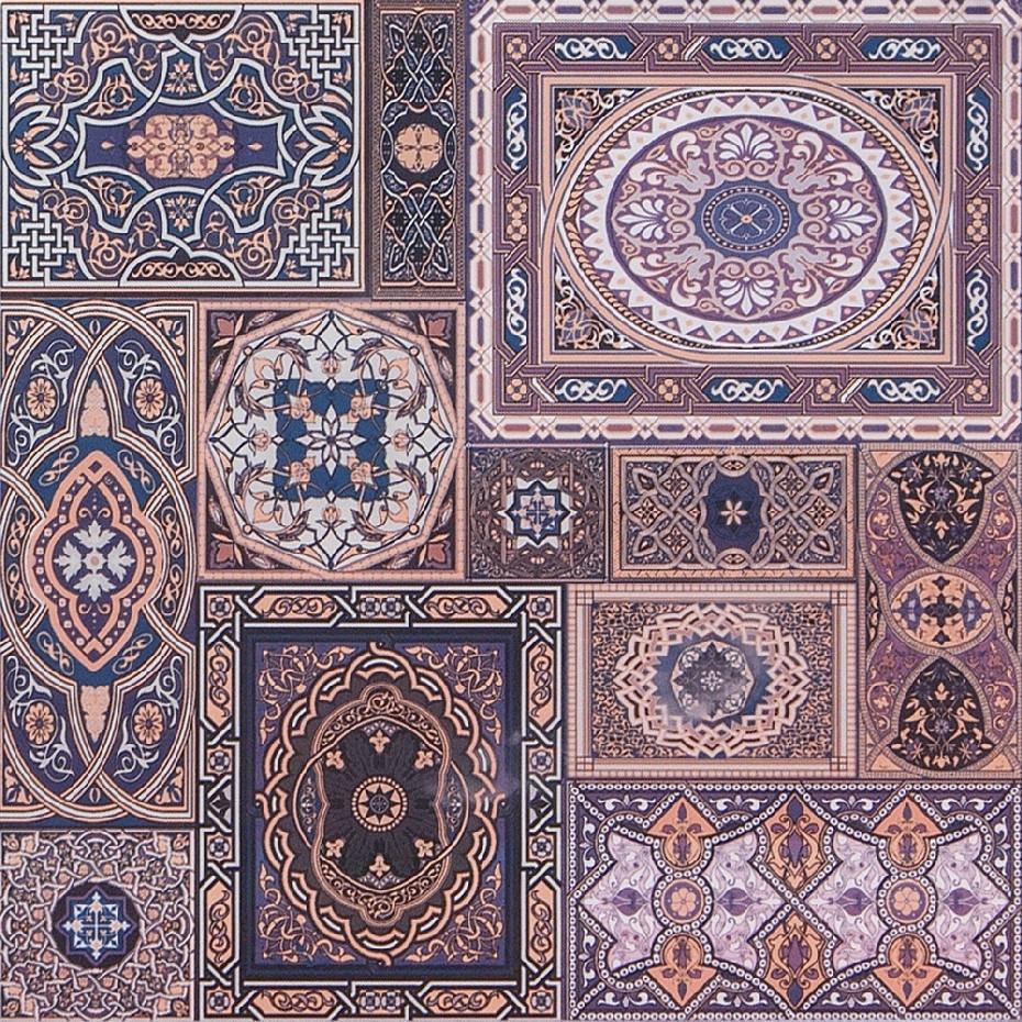 Плитка для пола глазурованная Aladdin M 400x400 11