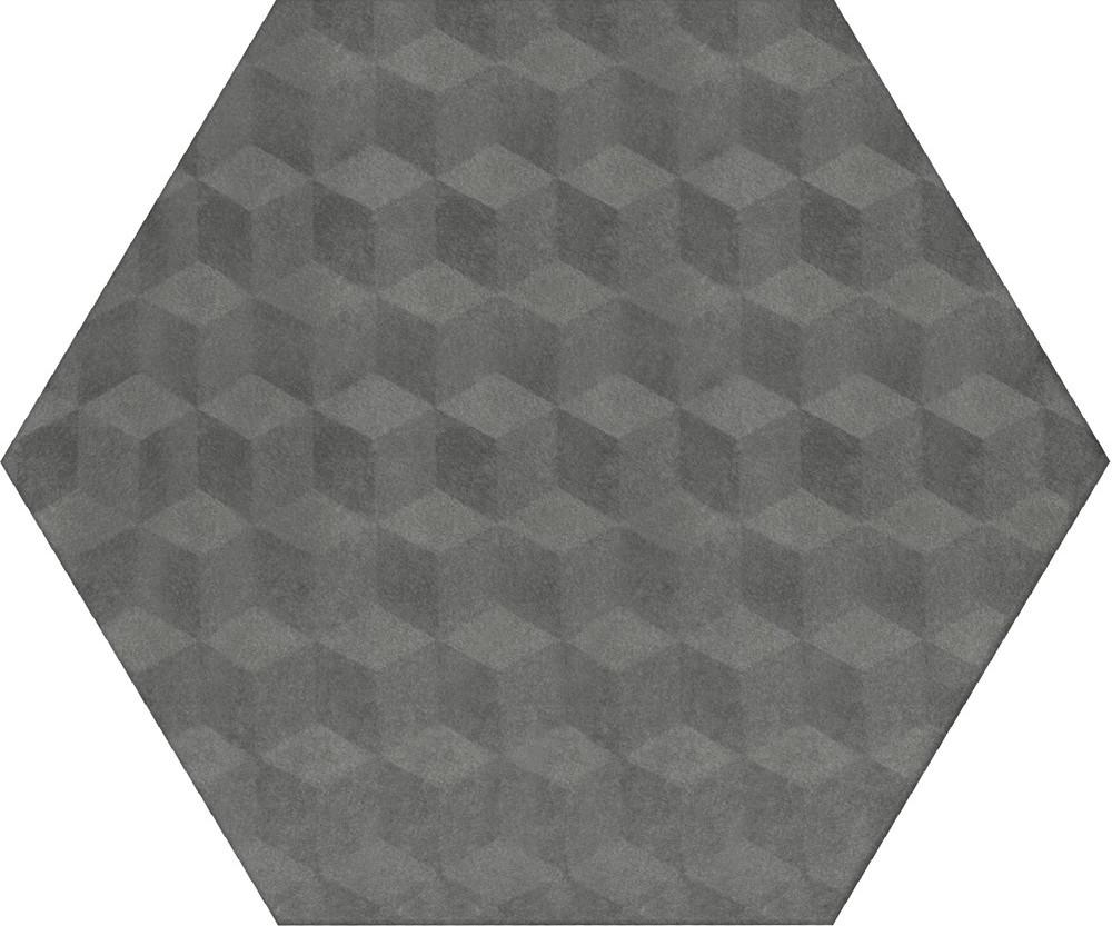 Плитка для пола глазурованная Dublin Mix GRT 346x400