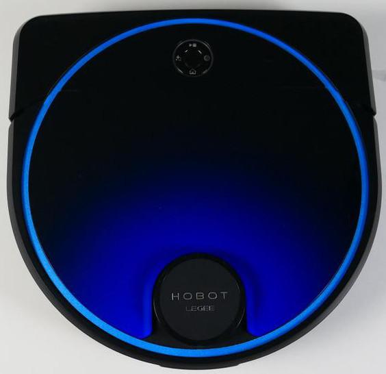 Робот пылесос Hobot Legee 7