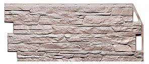 Фасадные панели Терракотовый 1090x460 мм ( 0,43 м2) Скала FINEBER