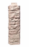 Угол наружный Бежевый  471х115х155  мм Скала FINEBER