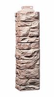 Угол наружный Терракотовый 471х115х155  мм Скала FINEBER
