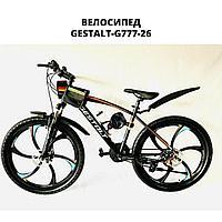 Велосипед GESTALT G777 26 титан