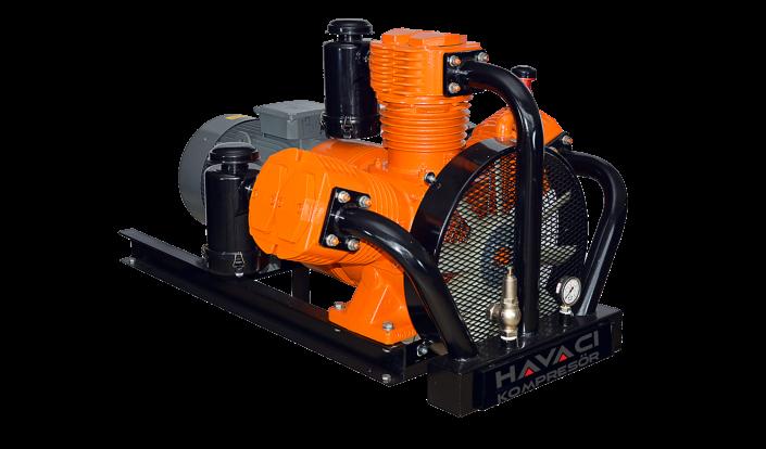 Компрессор Bekomsan ESINTI-103 electro 22 кВт, (30 HP)