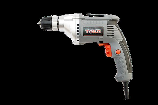 Дрель электрическая ТЭМП - ДЭ-680, фото 2