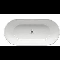 Ванна акриловая RAVAK FREEDOM 169х80 белая отдельностоящая XC00100020